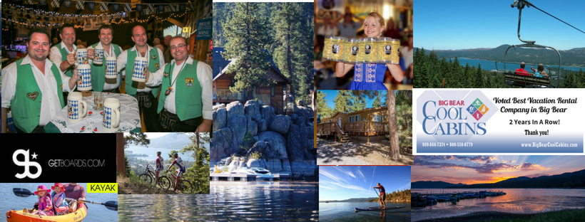 Cool Cabins Oktoberfest Packages