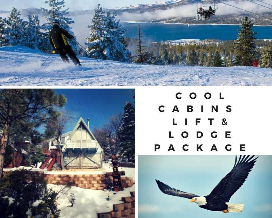 Big Bear Cool Cabins Ski Packages