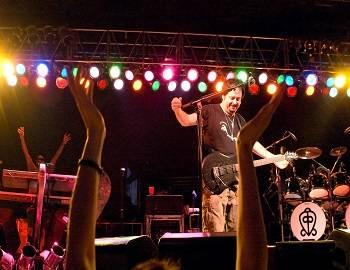 Big Bear Concert Bless the Rains - Toto Tribute