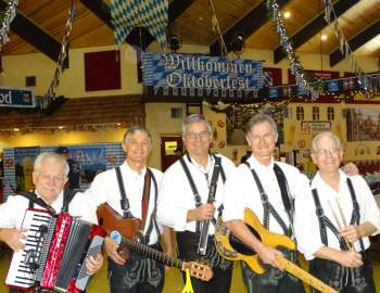 Cool Cabins Oktoberfest Package