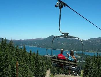 Big Bear Scenic Sky Chair