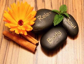 Hot Stone Massage in Big Bear
