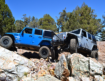Mountain Jeeps Off Road Adventures in Big Bear