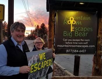 Mountain Room Escapes Big Bear