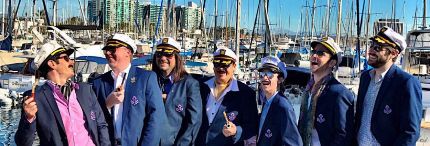 Yachtley Crew - Tribute to Yacht Rock