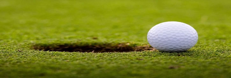 Golfing in Big Bear