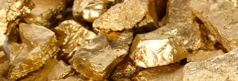 Gold Mining in Big Bear