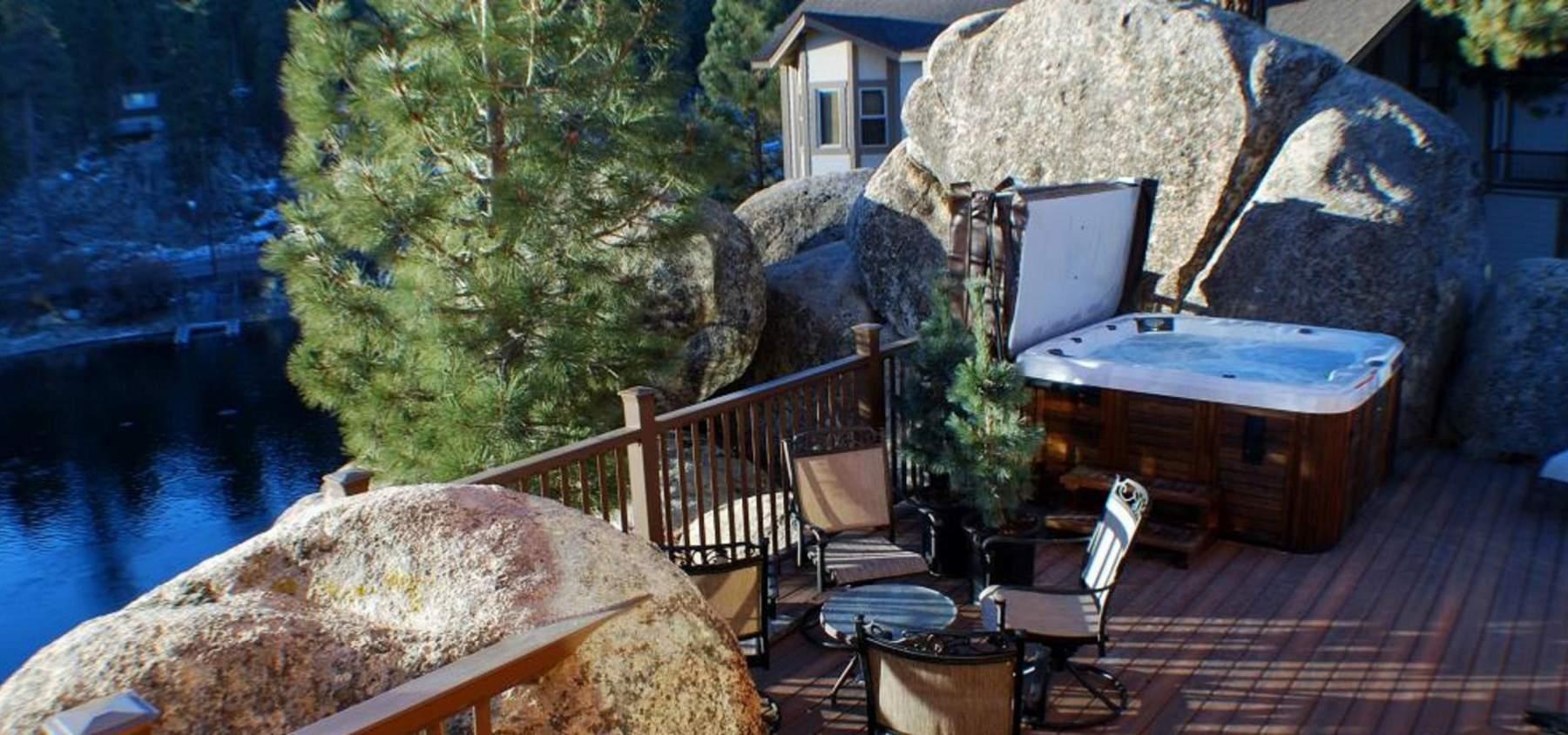 Big Bear Vacation Rentals Big Bear Cool Cabins