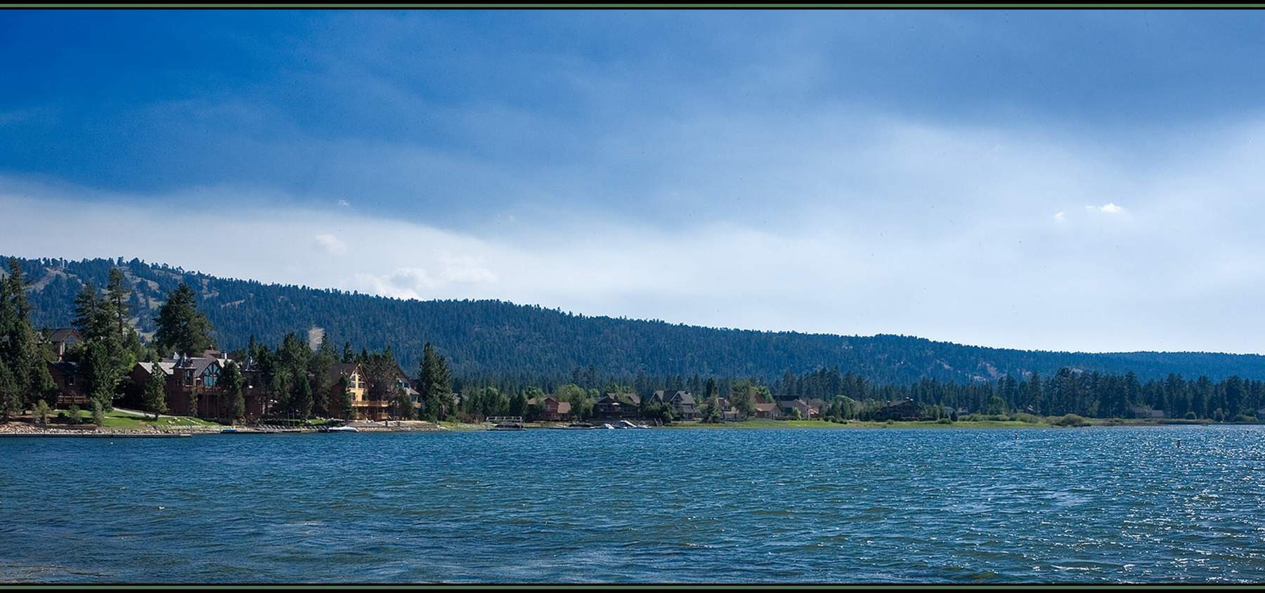 East Big Bear Lake