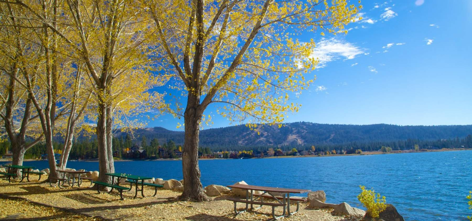 Fall in Big Bear