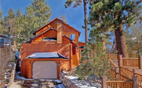 20 Off 2 Nights Big Bear Cool Cabins
