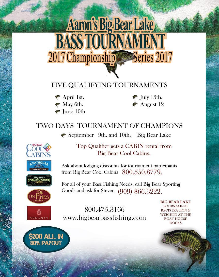 Big Bear Charter Fishing, Big Bear Bass Fishing, Big Bear Lake